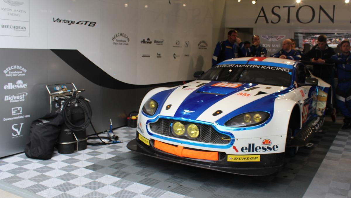 24 horas de Le Mans 2016, Aston Martin