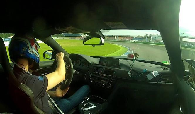 Duelo de infarto en circuito: BMW M4 GTS vs Porsche 911 GT3