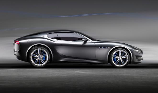 Maserati podría lanzar un rival de los Tesla