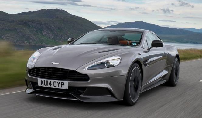 El nuevo Aston Martin Vanquish llegaría con 800 CV