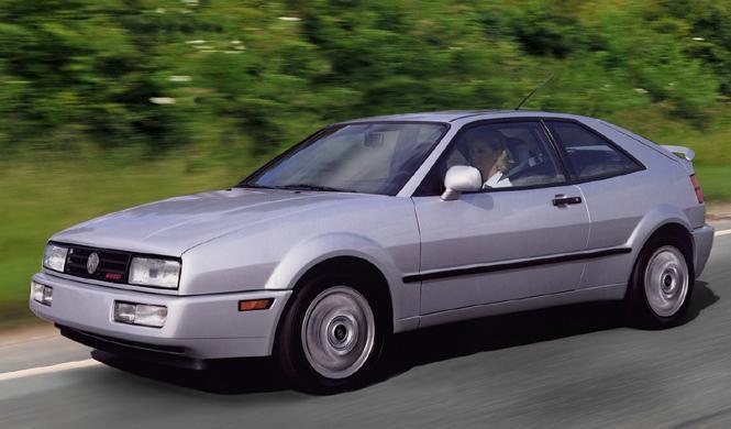 Un Volkswagen Corrado por 2.200 euros