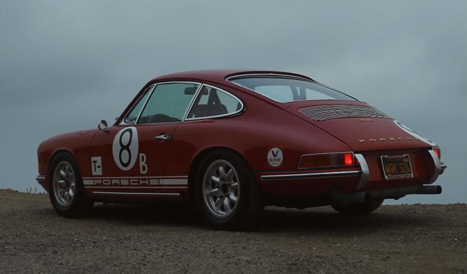 Vídeo: descubre al Porsche 911L de 1968 de Spike Feresten