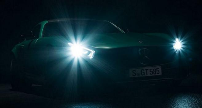 DIRECTO: Presentación mundial del Mercedes-AMG GT R