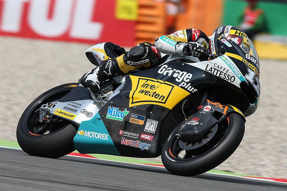 Clasificación Moto2 Assen 2016: Luthi vuelve a dominar
