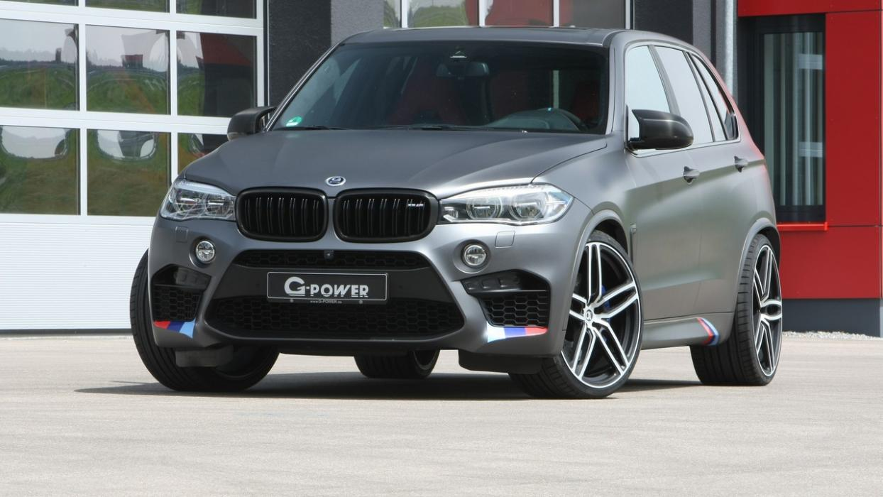 BMW X5 M G-Power