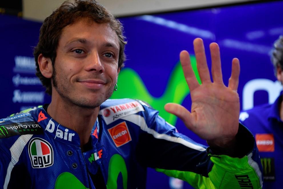 El error más estúpido de Valentino Rossi