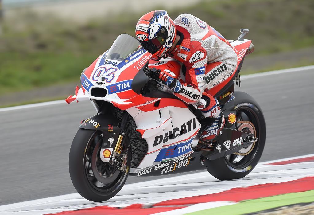 Las aletas, prohibidas en MotoGP a partir de 2017