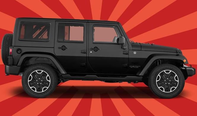 Vídeo: descubre al Jeep Wrangler Unlimited Rubicon