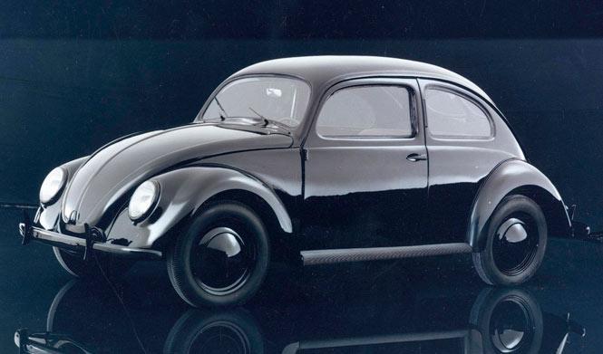 KdF Type 60 Beetle: el 'Escarabajo' de la Cruz Roja nazi