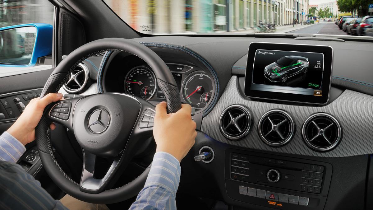 Mercedes va a arrasar a los eléctricos