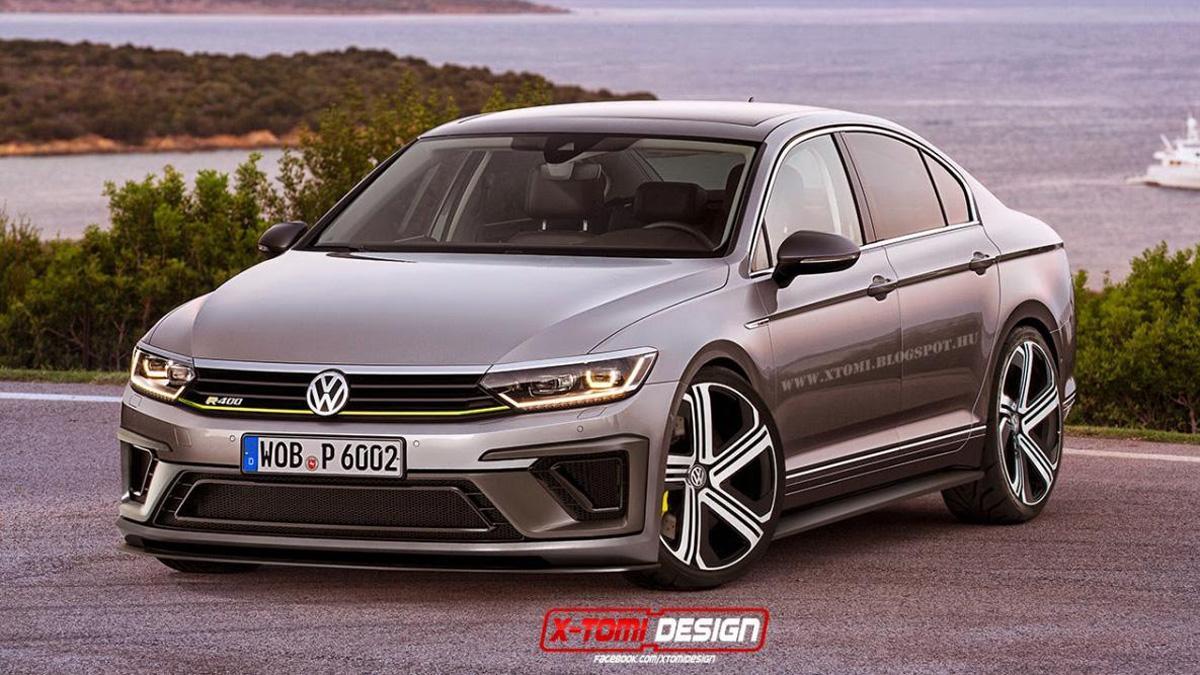 Dirigentes de Volkswagen sueñan con un Passat más deportivo