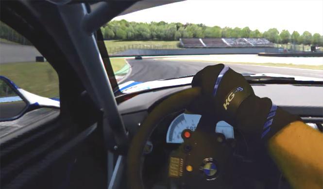 La realidad virtual llega a los videojuegos de coches