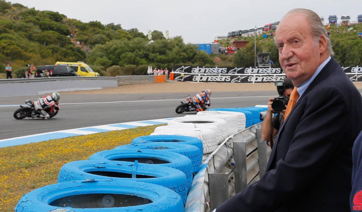 Nadie quiere la Harley-Davidson del rey Juan Carlos I