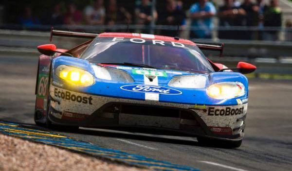 El equipo Ford GT Racing seguirá hasta 2019