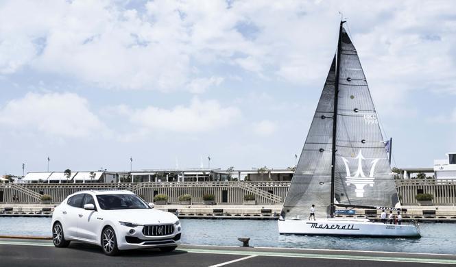 barco maserati debuta valencia coche