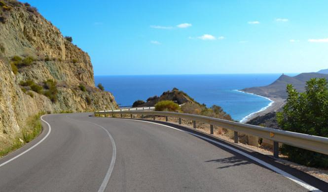 Estas son las rutas preferidas de los conductores españoles