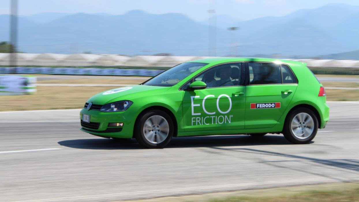 VW Golf Ferodo Eco-Friction