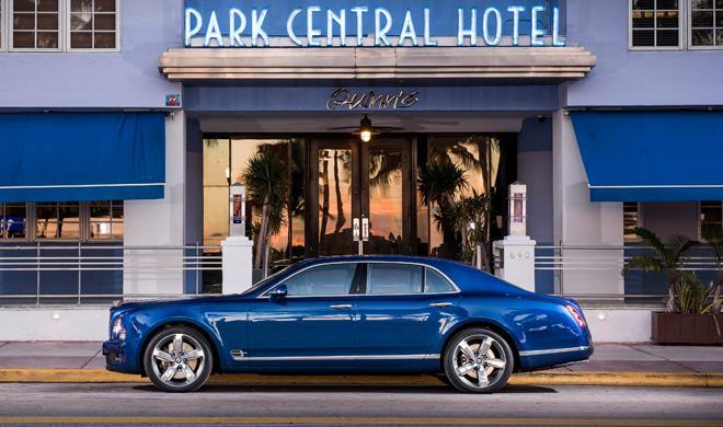 Bentley podría presentar un Mulsanne 100% eléctrico