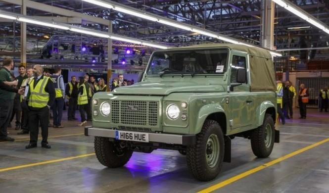 Secad esas lágrimas, el Land Rover Defender podría volver