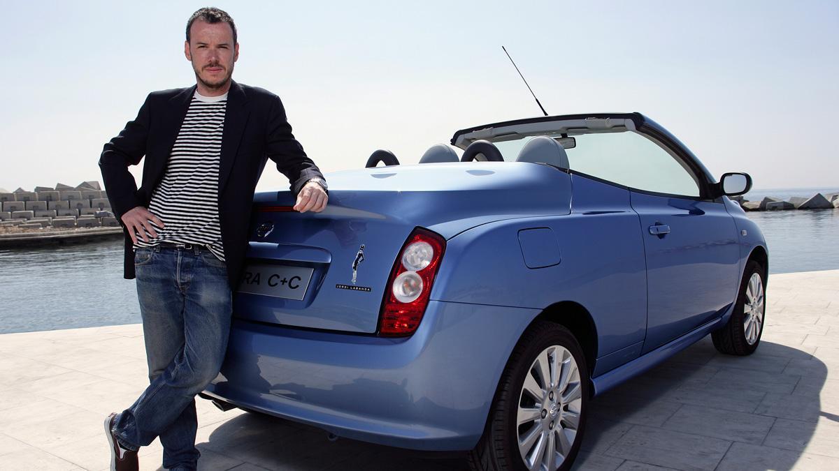 Nissan Micra CC Jordi Labanda