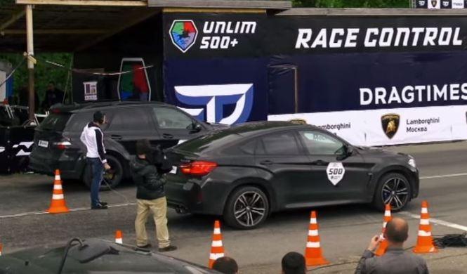 Duelo de SUV: BMW X6 M contra Mercedes-AMG ML63