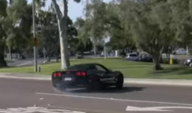Cinco ejemplos de cómo no conducir un Chevrolet Camaro
