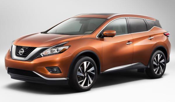 Nuevo Nissan Murano Híbrido... solo en USA