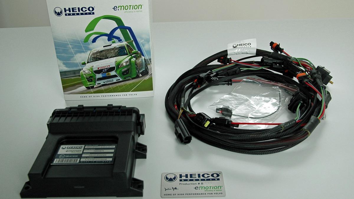 Volvo S90 y V90 Heico Sportiv 2