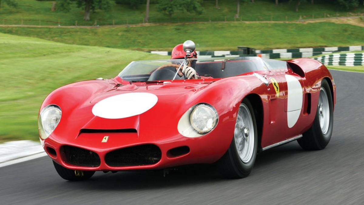 Ferrari 268 SP 1962