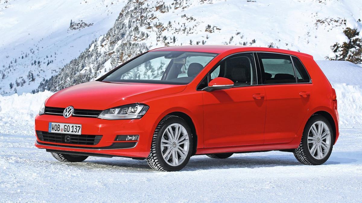Volkswagen, líder de ventas en Europa