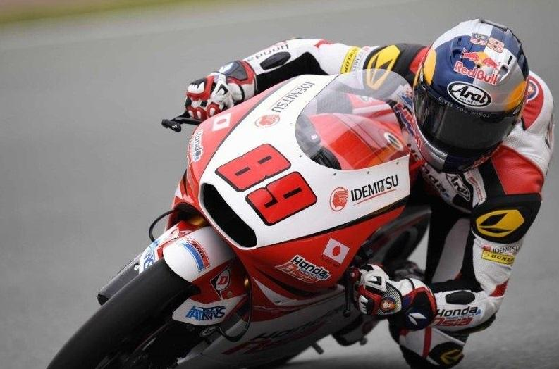 Carrera Moto3 Sachsenring 2016: Pawi, el Poseidón de Moto3