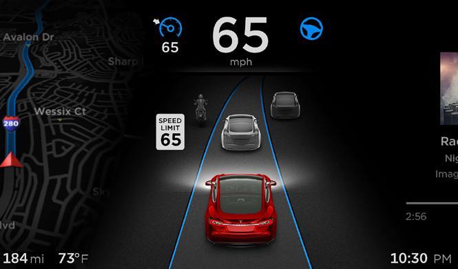 Piden a Tesla que desactive el sistema Autopilot