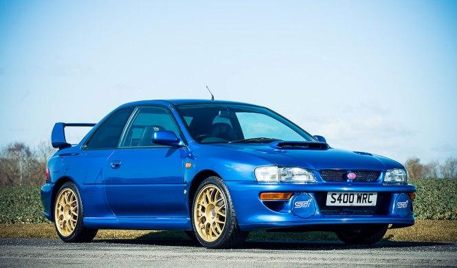 Subaru Impreza Turbo: ¿el mejor bóxer de la historia?