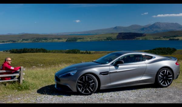 Aston Martin llama a revisión a 6.000 coches
