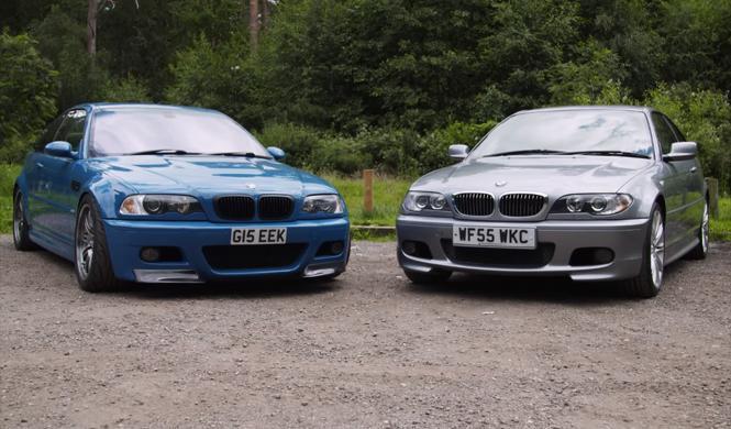 Vídeo: la alternativa económica al BMW M3 E46