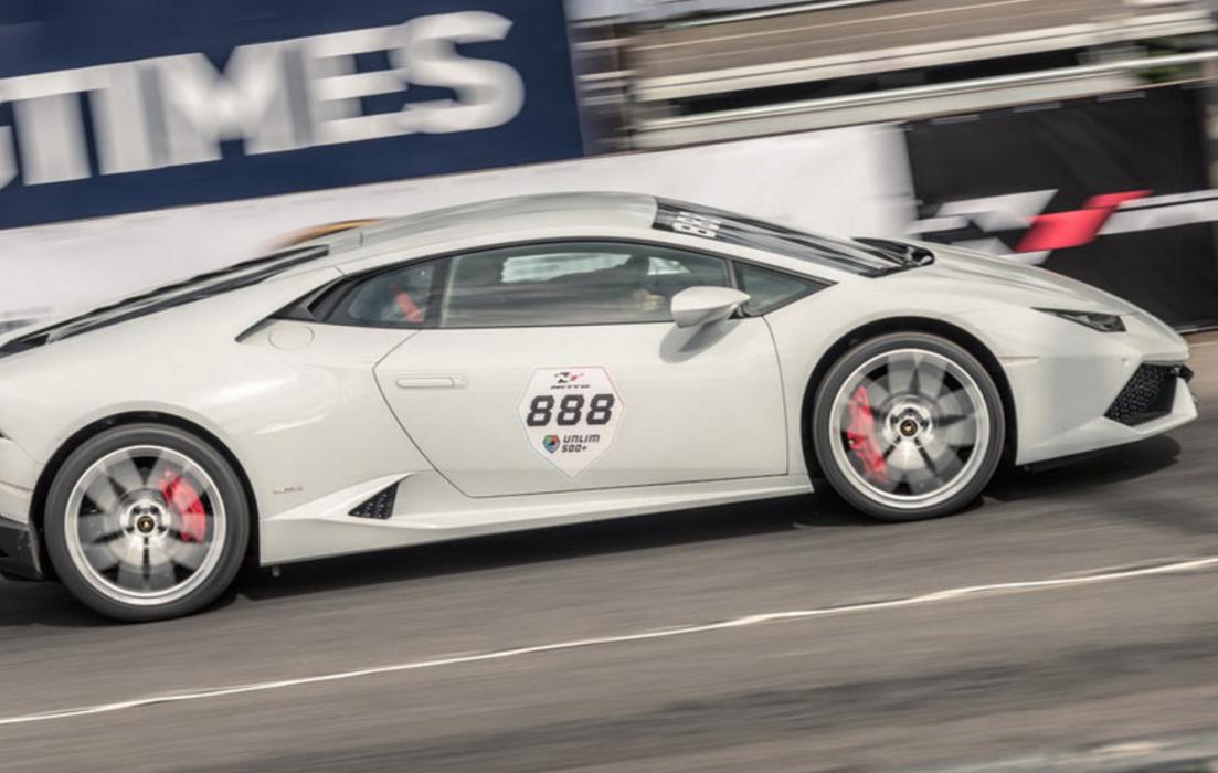 Lamborghini Huracan vs Mercedes C63 AMG de 770 CV