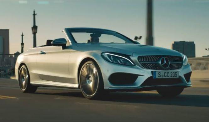 Vídeo: el Mercedes Clase C Cabrio volverá a hacerte sentir