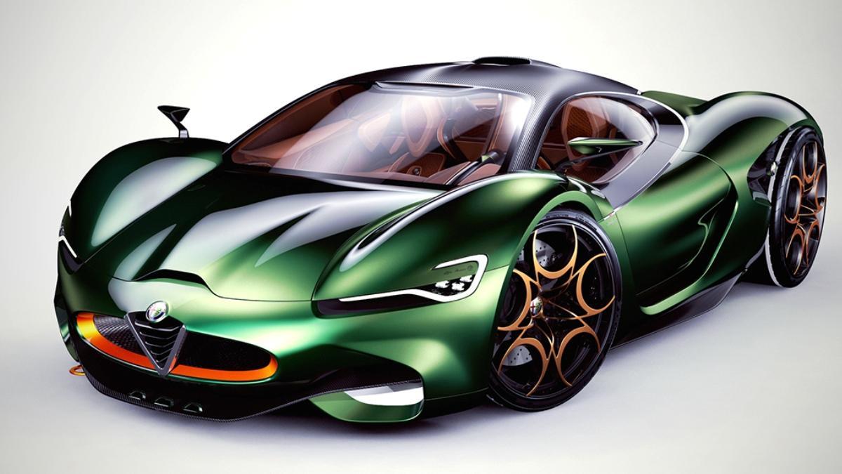 Alfa Romeo Furia Concept
