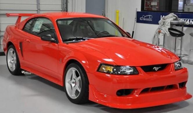 Ford Mustang Cobra R venta