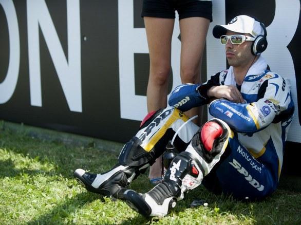 Marco Melandri vuelve a competir: en Superbike con Ducati