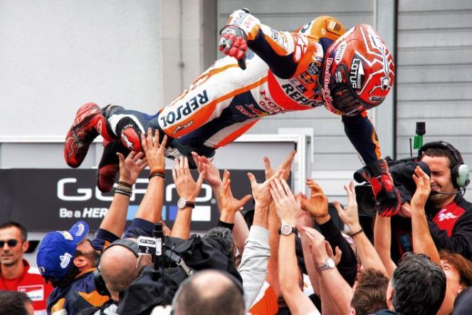 Las 5 claves del éxito de Marc Márquez en MotoGP 2016