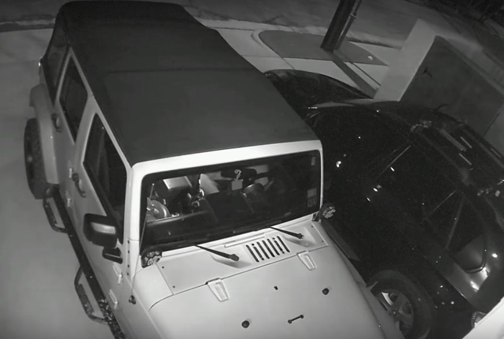 Detenidos por robar 30 Jeep en una sola noche