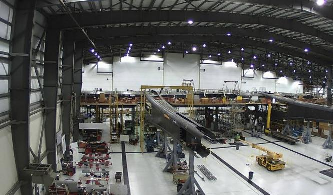 El proyecto que construirá el avión más grande del mundo