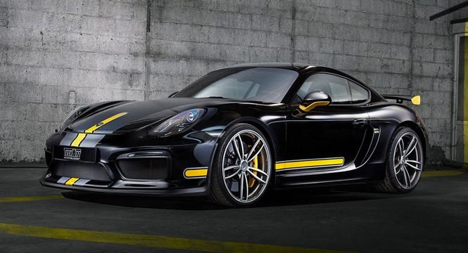 Porsche Cayman GT4 TechArt