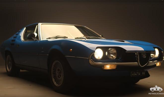 El Alfa Romeo Montreal de Petrolicious te hará babear