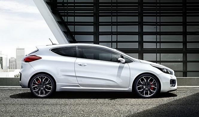 Kia lanzará más versiones GT