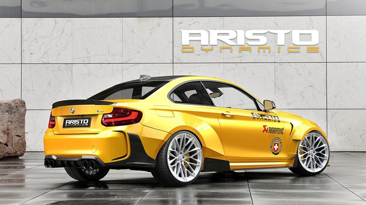 BMW M2 Aristo Dynamics