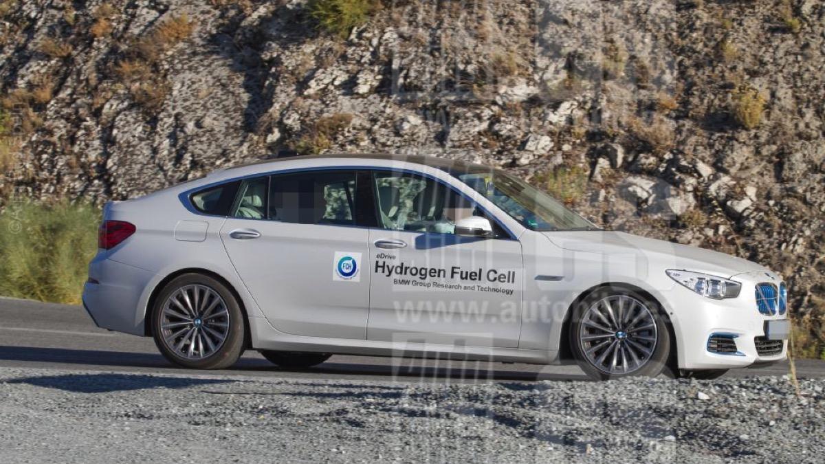 BMW pila de combustible 1