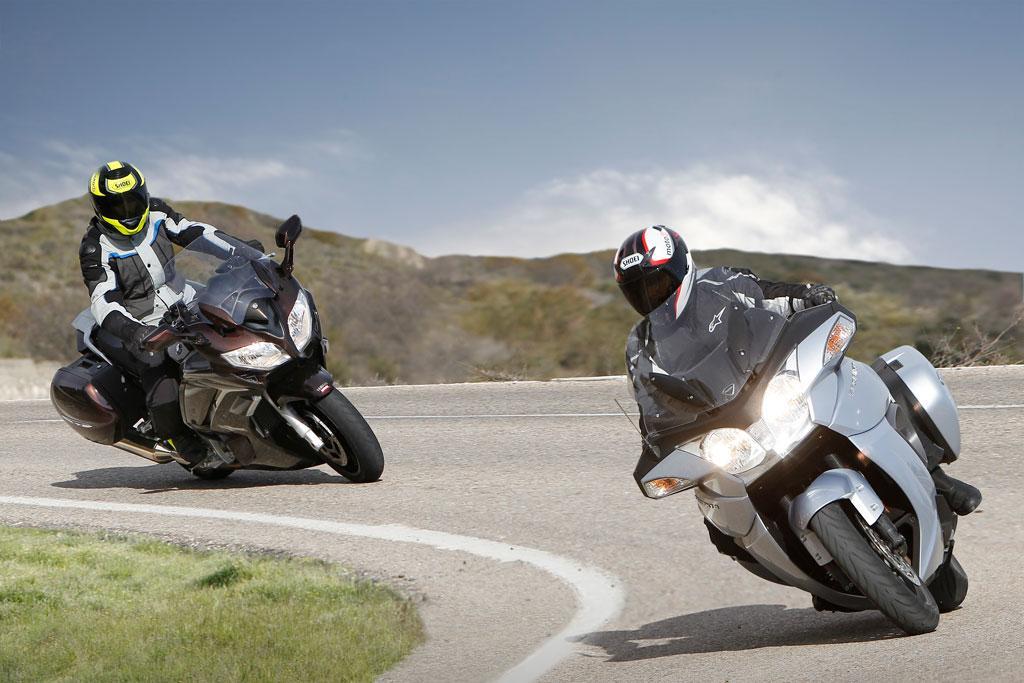 Viajar en moto es 12 veces más peligroso que en coche