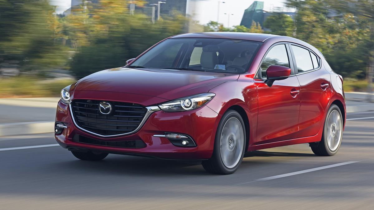 Nuevo Mazda3 2017